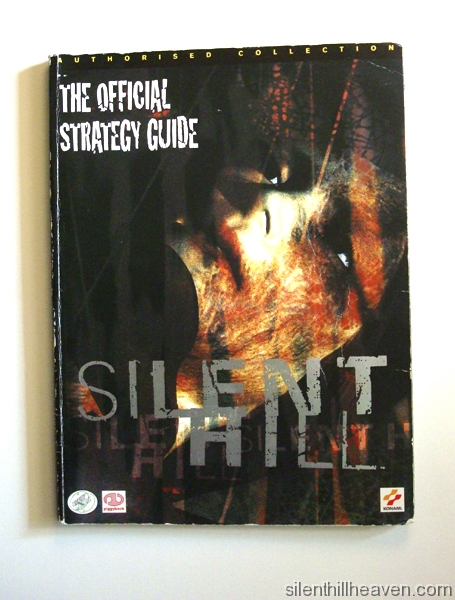 Silent Hill Strategy Guide (Europe)