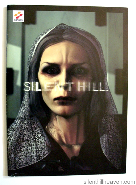 Silent Hill Promotional Booklet (JPN)
