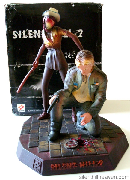 Silent Hill 2 Ltd. Edn. Figurine