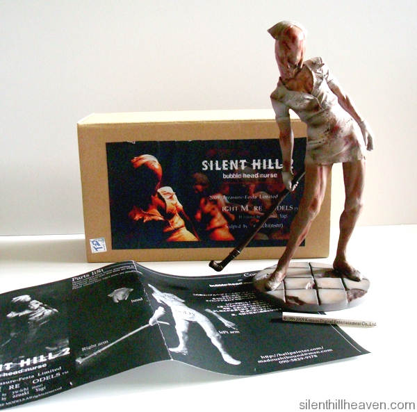 Silent Hill 2 Nightmare Model: Nurse