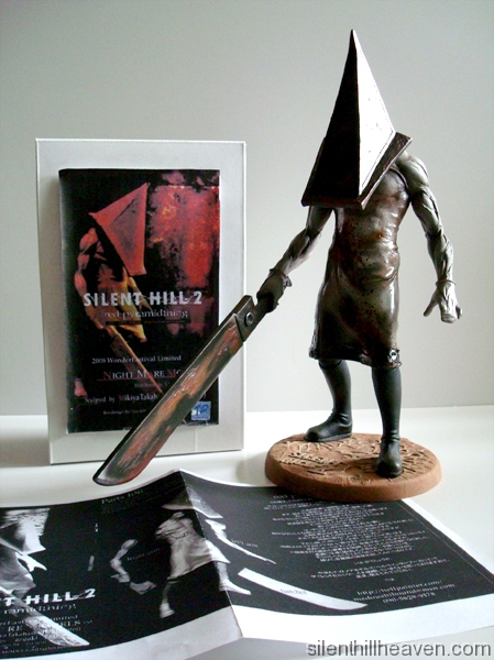 Silent Hill 2 Nightmare Model: Pyramid Head