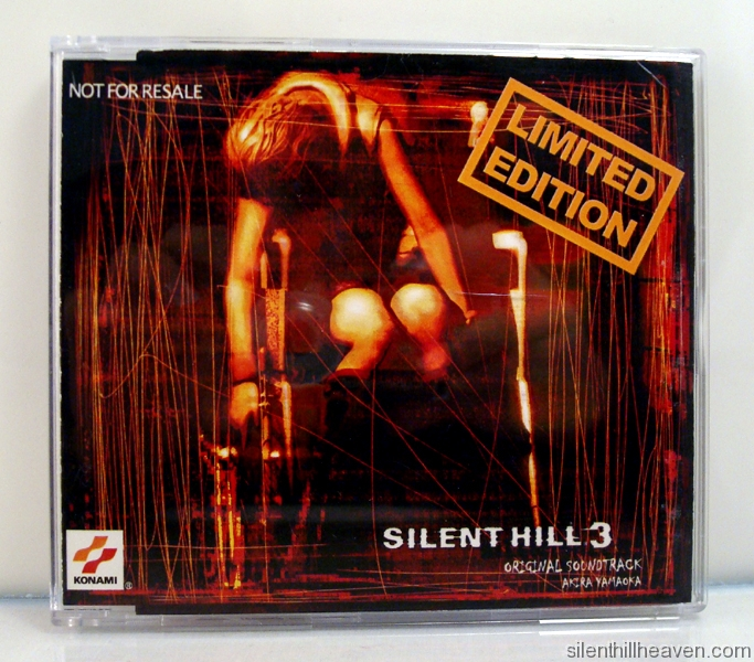 SH3 Limited Edition OST (JPN)