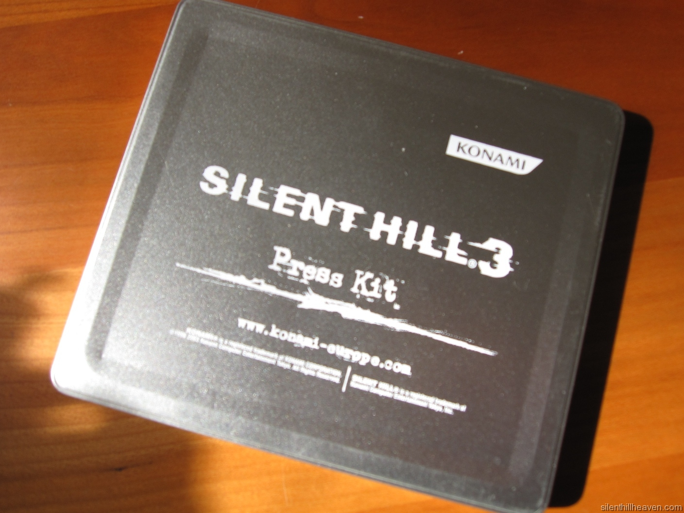 Silent Hill 3 Press Kit