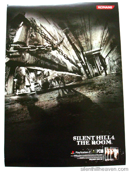 Silent Hill 4 Poster