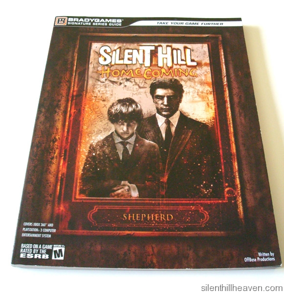Silent Hill Homecoming Strategy Guide