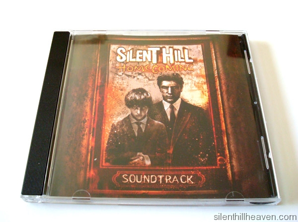 Silent Hill Homecoming Ltd. Edn. OST