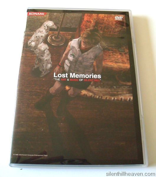 Lost Memories DVD
