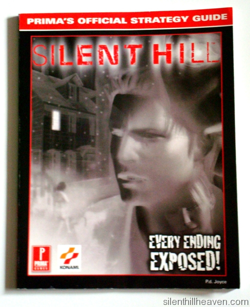 Silent Hill Strategy Guide (US)
