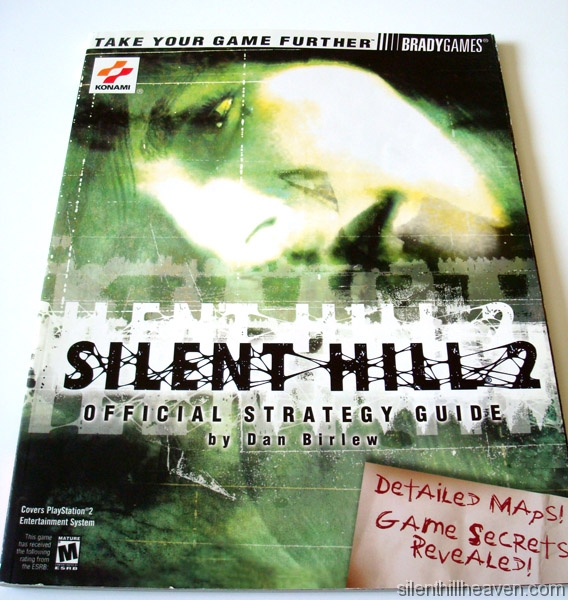 Silent Hill 2 Strategy Guide (US)