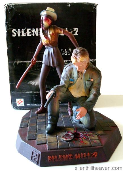 Silent Hill 2 Ltd. Edn. Figurine