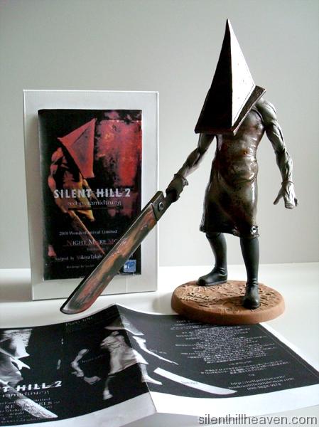 Silent Hill 2 Nightmare Model: Pyramid Head