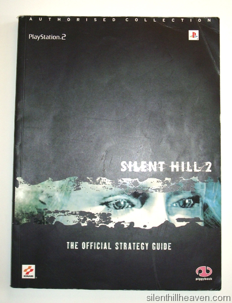 Silent Hill 2 Strategy Guide (UK)
