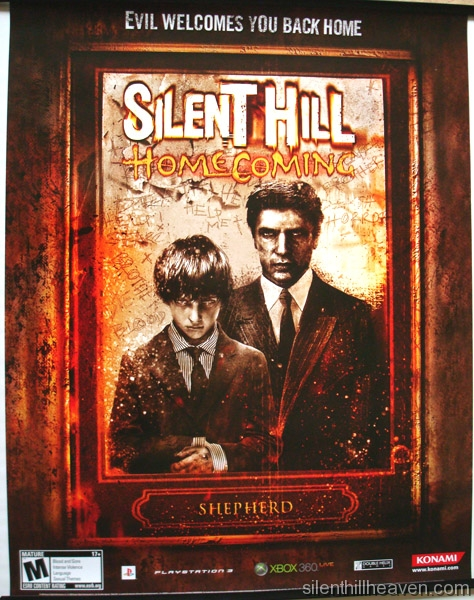 Silent Hill Homecoming Poster