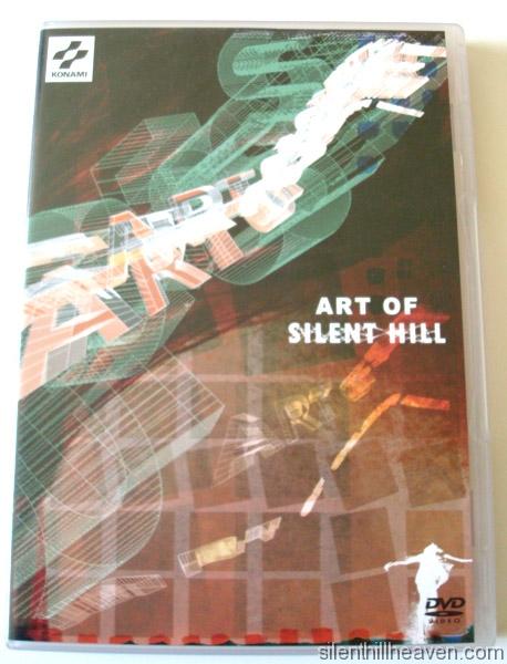 Art of Silent Hill DVD
